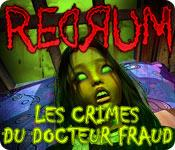 Redrum 2: Les Crimes du Docteur Fraud game play