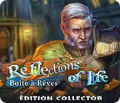 La fonctionnalité de capture d'écran de jeu Reflections of Life: Boîte à Rêves Édition Collector