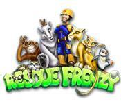 La fonctionnalité de capture d'écran de jeu Rescue Frenzy