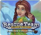 La fonctionnalité de capture d'écran de jeu Rescue Team: Planet Savers Édition Collector