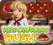 La fonctionnalité de capture d'écran de jeu Restaurant Rush