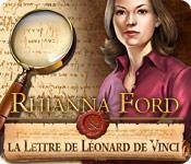 Image Rhianna Ford & La Lettre de Léonard de Vinci