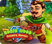 La fonctionnalité de capture d'écran de jeu Robin Hood: Country Heroes