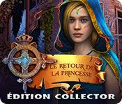 La fonctionnalité de capture d'écran de jeu Royal Detective: Le Retour de la Princesse Édition Collector