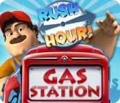 La fonctionnalité de capture d'écran de jeu Rush Hour! Gas Station