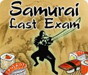 Samurai Last Exam game play