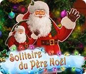 La fonctionnalité de capture d'écran de jeu Solitaire du Père Noël