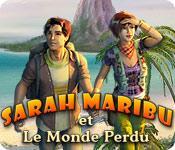 La fonctionnalité de capture d'écran de jeu Sarah Maribu et Le Monde Perdu