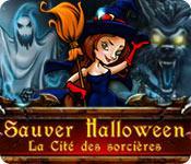 La fonctionnalité de capture d'écran de jeu Sauver Halloween: La Cité des sorcières