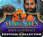 La fonctionnalité de capture d'écran de jeu Sea of Lies: Sous la Surface Édition Collector