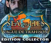 La fonctionnalité de capture d'écran de jeu Sea of Lies: Vague de Trahison Édition Collector
