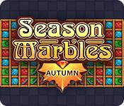 La fonctionnalité de capture d'écran de jeu Season Marbles: Autumn