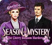 La fonctionnalité de capture d'écran de jeu Season of Mystery: The Cherry Blossom Murders