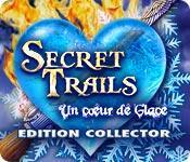 La fonctionnalité de capture d'écran de jeu Secret Trails: Un Cœur de Glace Edition Collector