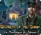 La fonctionnalité de capture d'écran de jeu Secrets of the Dark: La Montagne du Démon