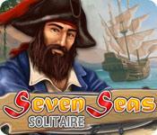 La fonctionnalité de capture d'écran de jeu Seven Seas Solitaire
