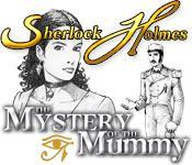 Sherlock Holmes: Le Mystère de la Momie game play