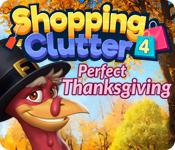 La fonctionnalité de capture d'écran de jeu Shopping Clutter 4: A Perfect Thanksgiving