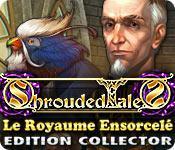 La fonctionnalité de capture d'écran de jeu Shrouded Tales: Le Royaume Ensorcelé Edition Collector
