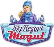 La fonctionnalité de capture d'écran de jeu Ski Resort Mogul