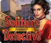 La fonctionnalité de capture d'écran de jeu Solitaire Detective: Framed