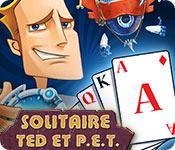 La fonctionnalité de capture d'écran de jeu Solitaire Ted et P.E.T.