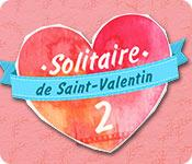 La fonctionnalité de capture d'écran de jeu Solitaire de Saint-Valentin 2