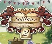 La fonctionnalité de capture d'écran de jeu Solitaire Pique-Nique Victorien 2