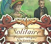 La fonctionnalité de capture d'écran de jeu Solitaire Pique-Nique Victorien