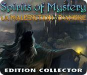 La fonctionnalité de capture d'écran de jeu Spirits of Mystery: La Malédiction d'Ambre Edition Collector
