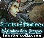 La fonctionnalité de capture d'écran de jeu Spirits of Mystery: Les Chaînes d'une Promesse Édition Collector
