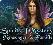 La fonctionnalité de capture d'écran de jeu Spirits of Mystery: Mensonges de famille