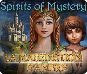 La fonctionnalité de capture d'écran de jeu Spirits of Mystery: La Malédiction d'Ambre