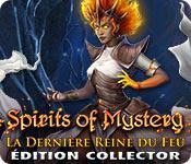La fonctionnalité de capture d'écran de jeu Spirits of Mystery: La Dernière Reine de Feu Édition Collector