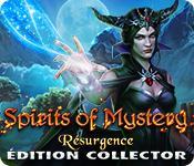 La fonctionnalité de capture d'écran de jeu Spirits of Mystery: Résurgence Édition Collector