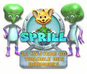 Sprill: Le Mystère du Triangle des Bermudes game play