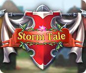La fonctionnalité de capture d'écran de jeu Storm Tale