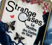 La fonctionnalité de capture d'écran de jeu Strange Cases: Le Mystère des Cartes de Tarot
