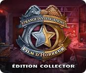Feature screenshot game Strange Investigations: Film d'Horreur Édition Collector