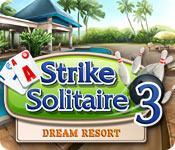 La fonctionnalité de capture d'écran de jeu Strike Solitaire 3 Dream Resort