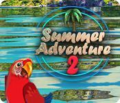 La fonctionnalité de capture d'écran de jeu Summer Adventure 2