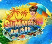 La fonctionnalité de capture d'écran de jeu Summer Rush