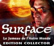 La fonctionnalité de capture d'écran de jeu Surface: Le Jumeau de l'Autre Monde Edition Collector