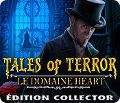 La fonctionnalité de capture d'écran de jeu Tales of Terror: Le Domaine Heart Édition Collector