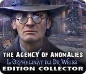 La fonctionnalité de capture d'écran de jeu The Agency of Anomalies: L'Orphelinat du Dr Weiss Edition Collector