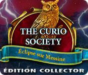 La fonctionnalité de capture d'écran de jeu The Curio Society: Éclipse sur Messine Édition Collector
