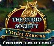 La fonctionnalité de capture d'écran de jeu The Curio Society: L'Ordre Nouveau Édition Collector