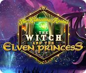 La fonctionnalité de capture d'écran de jeu The Enthralling Realms: The Witch and the Elven Princess