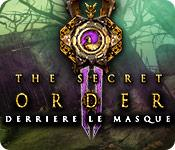 La fonctionnalité de capture d'écran de jeu The Secret Order: Derrière le Masque