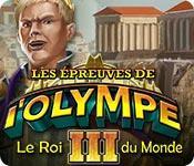 La fonctionnalité de capture d'écran de jeu Les Épreuves de l'Olympe III: Le Roi du Monde